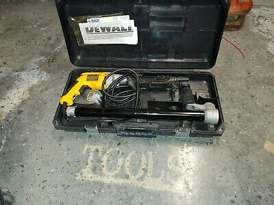 Quikdrive Pro250g2 System W Dewalt 2500 Rpm Motor With Case