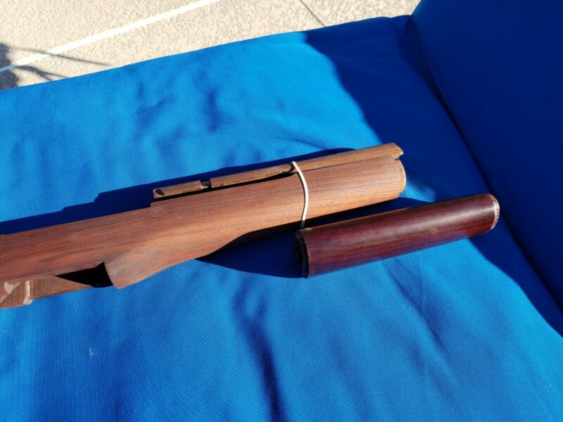M1 Garand Stock Springfield Armory NM duplicate post war