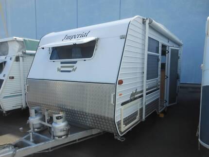 Imperial Leisureline Caravan SN1741