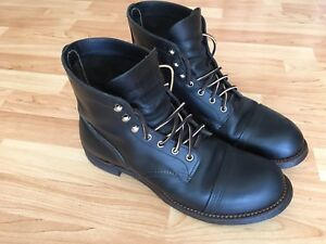 Red Wing Iron Rangers Size 11