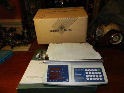 Mettler Toledo TC II-4103 Counting Scale