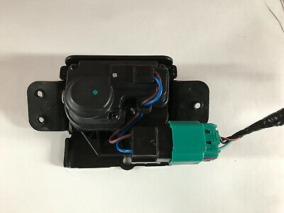 Used GM Back Door Lift Gate Latch Lock Power Actuator OEM 4-PIN 13584872 covid 19 (Part Lift Lock coronavirus)