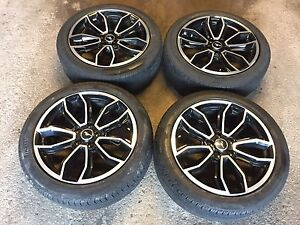 "2014 Ford Mustang GT 19"" OEM Rims and Tires"