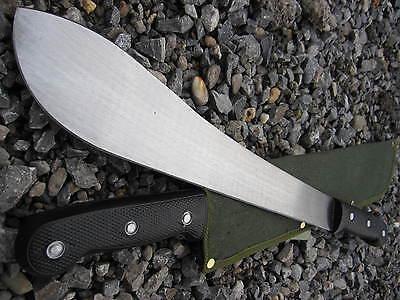Bolo BUSCHMESSER  MACHETE Beil AXT  36,5cm KLINGE Messer Scheide M
