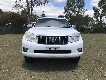 Toyota Landcruiser Prado GXL Boyland Ipswich South Preview