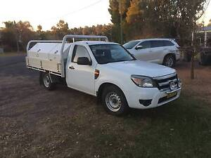 2009 Ford Ranger Ute Geurie Wellington Area Preview
