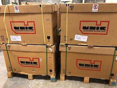 New Unic Grindmaster Pony 4 Super Automatic Espresso Machine W 4 Groups New