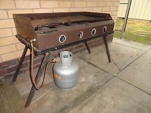 BARBECUE Industrial size suit CLUB with full gas bottle $120 Clearview Port Adelaide Area Preview