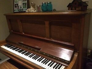 Refurbished Newcombe Piano