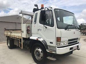 2004 Mitsubishi Fighter 10 Tipper Truck Jimboomba Logan Area Preview