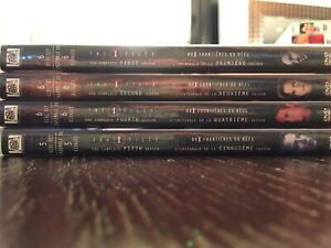 X-Files, Trailer Park Boys, Married with Children series DVDs