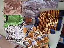 Size 0 boys clothing/shoes bundle (next/french connect/alex&ant) Tranmere Campbelltown Area Preview