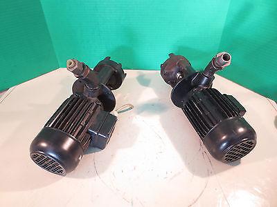 Brinkmann Pumpen Cnc Oil T11.2140-05xz Coolant Pump Each 1 Traub Cnc