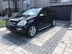 Mercedes Benz GL 320 Bluetec