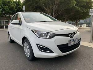 2016 Hyundai i20 ACTIVE Automatic Hatchback Richmond Yarra Area Preview