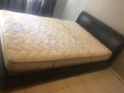 Cheap bed's Scarborough queen and king single
