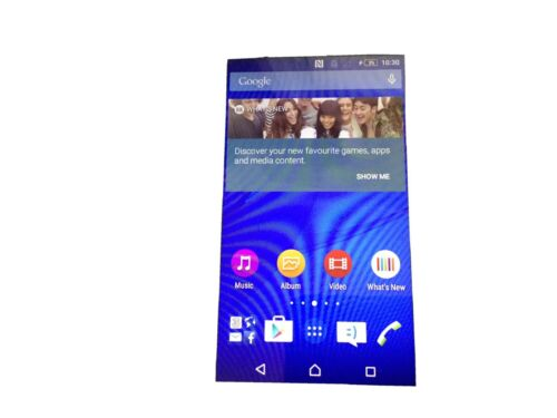 Android Phone - sony experia m2 phone,working