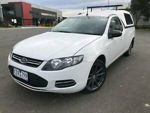2012 Ford Ute EcoLPi FG MkII Auto Super Cab 1 year warranty Drive away Rowville Knox Area Preview