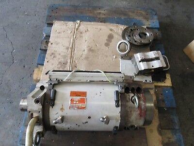 Mazak Cnc Lathe Spindle Motor Assembly 53520101601 Sj-k15 Xbm Multiplex