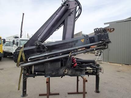 Hiab 095 Truck Crane