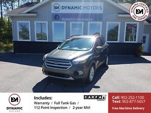 2017 Ford Escape SE AWD! CAMERA! CLEAN! OWN FOR $157 B/W, 0 D...