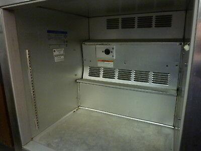 Bev. Air Under Counter Refrigerator Ucr 27a115v Shelves Wheels 900 Items