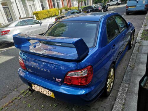 Image of 2003 Subaru Impreza WRX Sti Type-UK With Excellent FSH & Low Mileage.