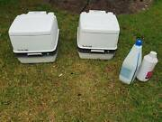 2  x Thetford Porta-Potti      Mdl 335 with chemicals Fingal Mornington Peninsula Preview