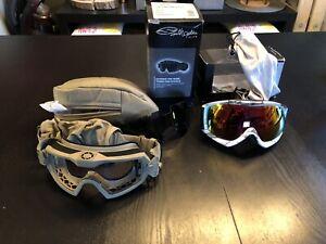 Lunettes ski /  lunettes de paintball