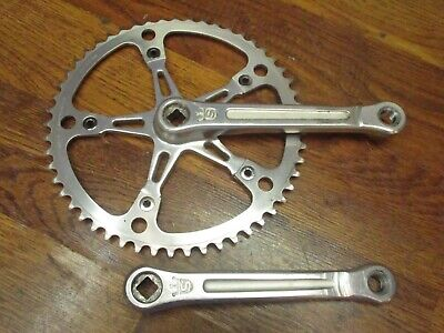 Sugino mighty Cranks With 54//48T  171MM