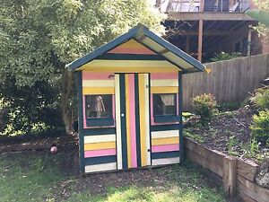 Cubby house for kids Footscray Maribyrnong Area Preview