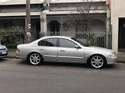 1999 AU Ford Fairmont Ghia Richmond Yarra Area Preview