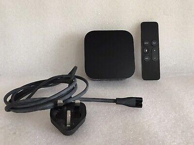 Apple TV 4th Generation 32GB HD Media Streamer A1625