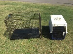 Puppy cage and carrier