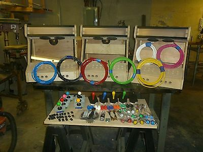 2 Player Bartop Arcade Deluxe Kit with Joysticks, Buttons, Encoder, & T-molding