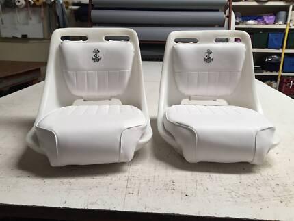 pair boat seats