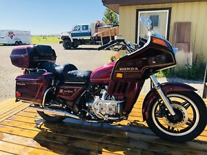 1982 Honda Goldwing GL1100Interstate $2299