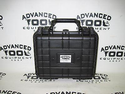 Black 10.5 Weatherproof Equipment Case Trimble Geoexplorer 2008 Geo Xt Xh Xm