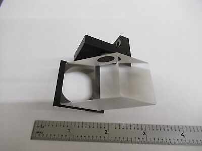 Zeiss Axiotron Germany Head Prism Optics Microscope Part As Pictured Ft-3-27