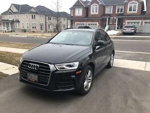 Audi Q3 auto lease takeover