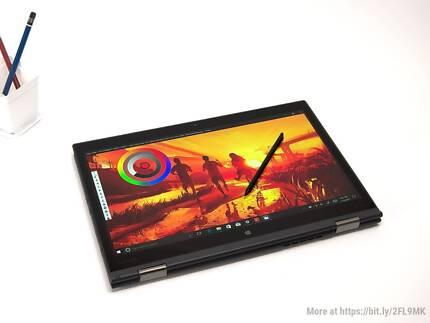 """Lenovo Thinkpad X1 Yoga 14"""" 2-in-1 (i7-6500U, 512GB, WQHD, Wty)"""