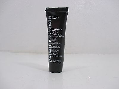 Peter Thomas Roth Instant Firm Firmx Temporary Eye Tightener 1Oz   Unsealed