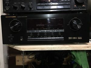 Home audio receiver and speakers 450 obo