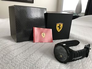 Ferrari Scuderia watch men's