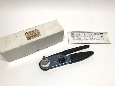 Deutsch Connector Crimp Tool For Dt.hdp2030 Series Hdt-48-00 Sb63333xw01
