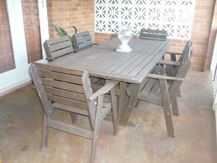 Outdoor Furniture Setting Toowoomba Region Preview