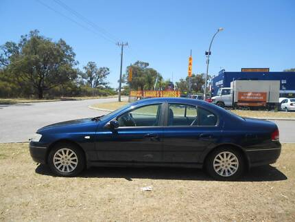 2003 Ford Fairmont Sedan East Rockingham Rockingham Area Preview