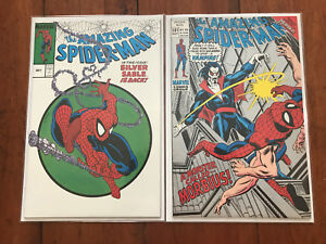 The amazing Spiderman volume 101 - 301 comic book