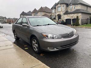 2003 Toyota Camry se 65000km!!!