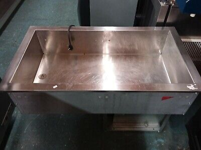 Randell 9943scam Drop-in Cold Well Salad Bar